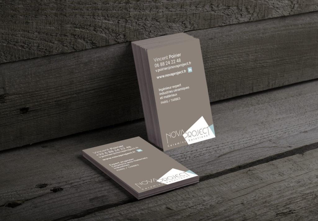 cartes commerciales NovaProject