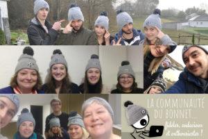 La communauté du bonnet…