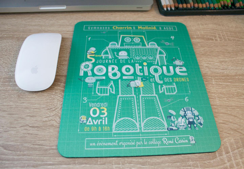 Monsieur l'Œil, nostalgique de robotique…