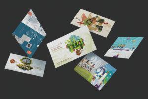 Cartes de vœux…le retour !